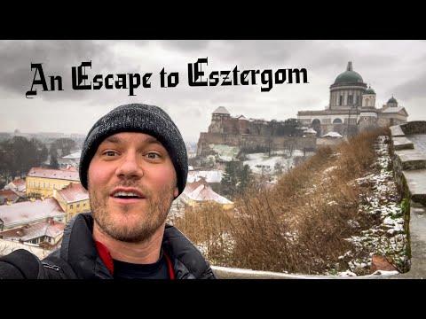 🇭🇺 Escape to Frozen Esztergom with Harmadik Bèla the Greek