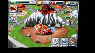 Dragonvale - How to get PANLONG, RAINBOW, MOON, & SUN dragons