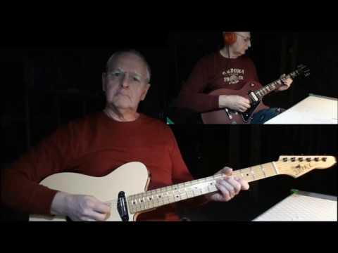 When Your Lips Are So Close -  Gord Bamford - 2bikemike Instrumental - 22 Jan 2017