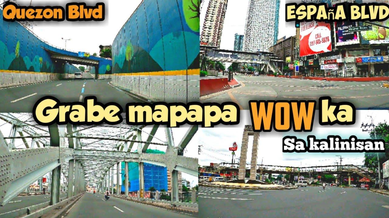 Nakakamangha ang pagbabago ng Manila to Quezon City | Metro Manila Latest Update