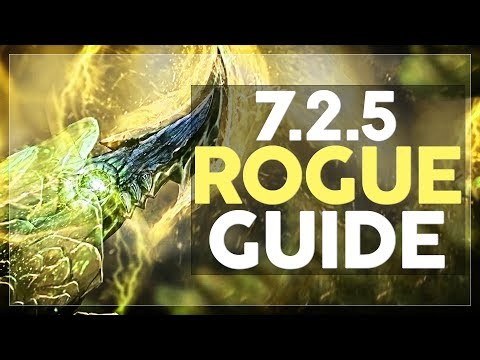 Subtlety Rogue PvE Guide - Patch 7.2.5