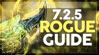 Subtlety Rogue PvE Guide - Patch 725