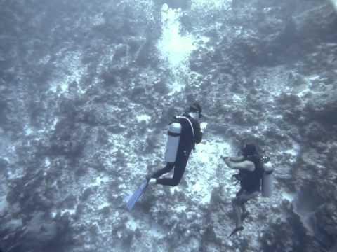 Advanced Open Water Deep Dive Skill Test - SCUBA Cozumel