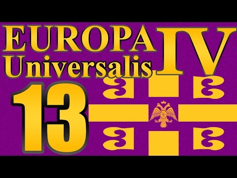 "Europa Universalis 4 Byzantium ""Reclaiming Egypt!"" EP:13"