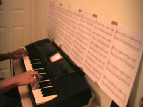 NUMA NUMA Song/Dance/Dragostea Din Tei by O-Zone. PIANO COVER with chords and lyrics.