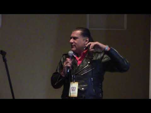 Indigenous Comic Con 2017  Isleta Resort & Casino   Jonathan Joss  2