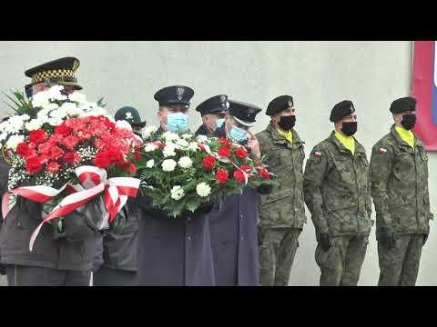 Biała Podlaska: Oddali cześć Żołnierzom Wyklętym