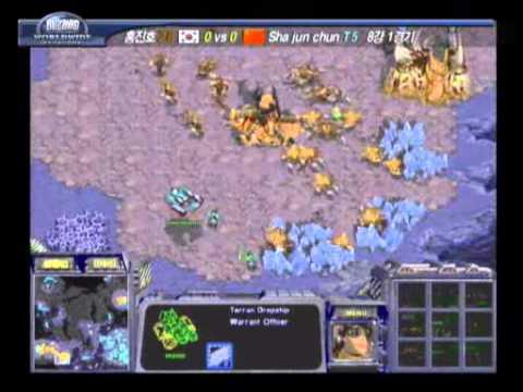 Blizzard WWI 06  Pj vs YellOw 2006-02-03  @ Luna the Final
