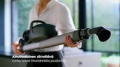 Electrolux Pure F9 Space Teal - Uuden ajan johdoton imuri koko kodin puhdistukseen
