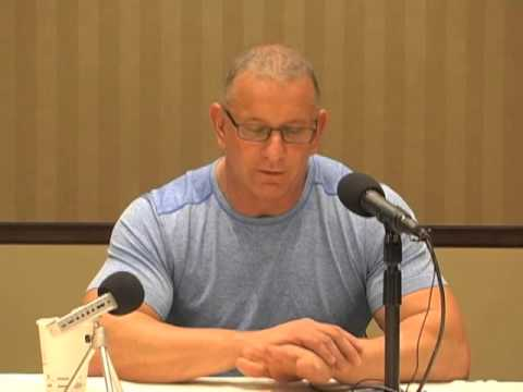 AC Food & Wine Festival Interview with Robert Irvine 2014