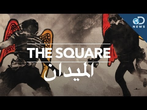 """Screening Room: Egypt's Fight for """"The Square"""""""