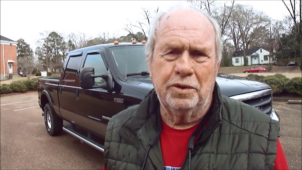 2004 Ford F 250 Lariat 4x4 Test Drive Youtube