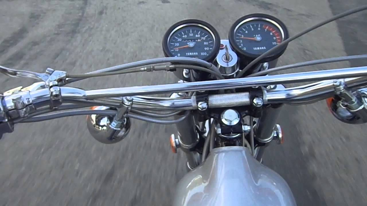 1972 yamaha rt2 360 test ride around the neighborhood 1972 Yamaha 100 Enduro 1972 yamaha rt2 360 test ride around the neighborhood amcmotorsports net youtube