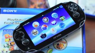 Unboxing: Sony PS Vita (First Edition)