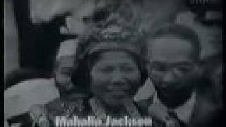 """How I Got Over"" - Mahalia Jackson"