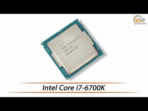 Intel Core i7-6700K - обзор топового процессора Intel Skylake