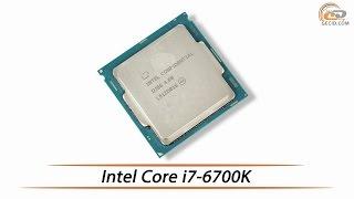 intel core i7 6700k обзор топового процессора intel skylake