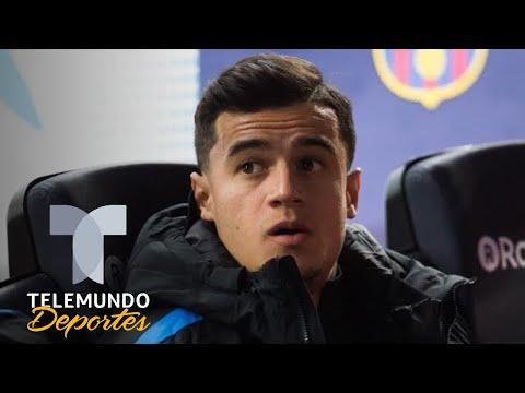 El caso Coutinho que está a punto de explotar en el Barcelona   Telemundo Deportes