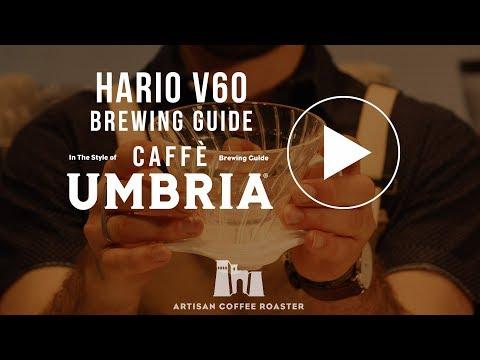 Hario V60 Brew Guide