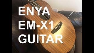 Got A Guitar! Enya EM-X1 Guitar Review