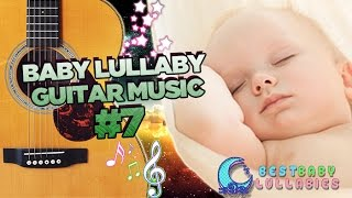 3 Hr  ♥♥♥ Guitar Baby Music Lullaby Songs Baby Music Relax Go to Sleep Babies Lullabies Song ♥