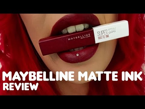 Özlems-liquid-lipstick-challenge---maybelline-matte-ink-liquid-lipstick-review