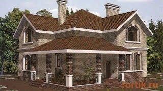Строительство дачного дома по каркасной технологии(, 2014-07-24T21:32:58.000Z)