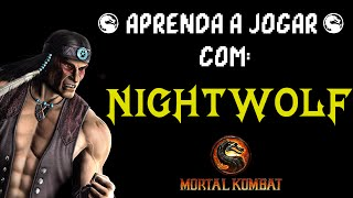 Video Mortal Kombat 9: Nightwolf, aprenda combos e técnicas download MP3, 3GP, MP4, WEBM, AVI, FLV November 2018