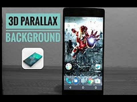 How to download 3d wallpaper on your android device