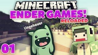 ENDER GAMES RELOADED #1 Ungeheuer Kit! | ungespielt