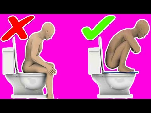 How to poop quickly when you Late For Work