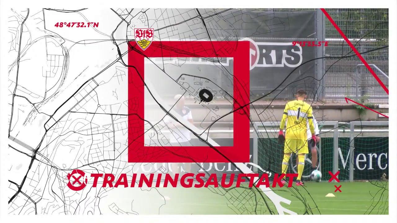 Der Trainingsauftakt 2020/2021