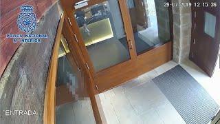 Policía Nacional detiene a autor de varios robos en establecimientos