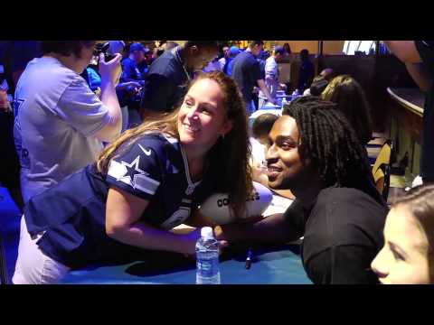 101213 dallas cowboys player meet greet redskins game by star 101213 dallas cowboys player meet greet redskins game by star sports tours m4hsunfo