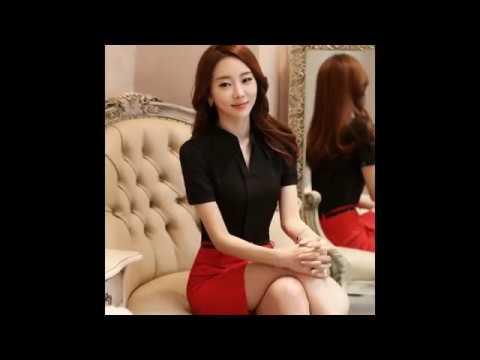 รวมแฟชั่นเสื้อเชิ้ตผู้หญิงทำงานสีดำมาใหม่สวยๆ มีทั้ง แขนสั้น แขนยาว