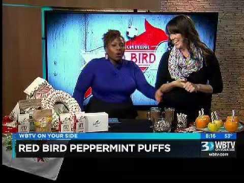 12.01.15:  PM Bounce #1 | Red Bird Peppermint Puffs