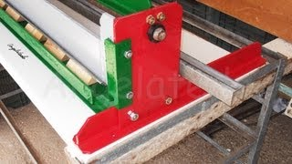 Лопатки або згинання листового металу домашній, гільйотинні ручний (3/5) Будівництво