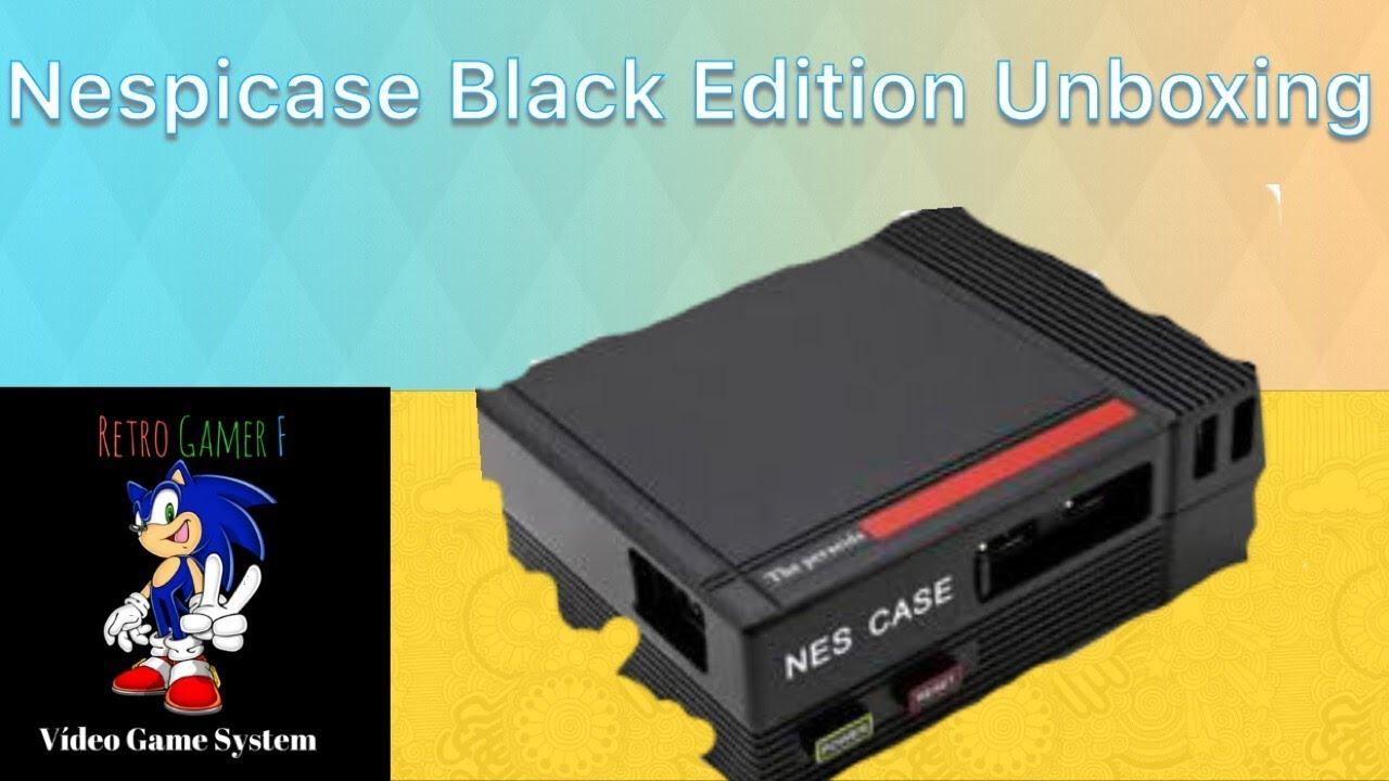 Nespicase Black Edition Unboxing Youtube