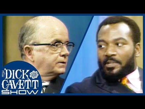 Lester Maddox and Jim Brown Get Into Heated Debate on Segregation | The Dick Cavett Show