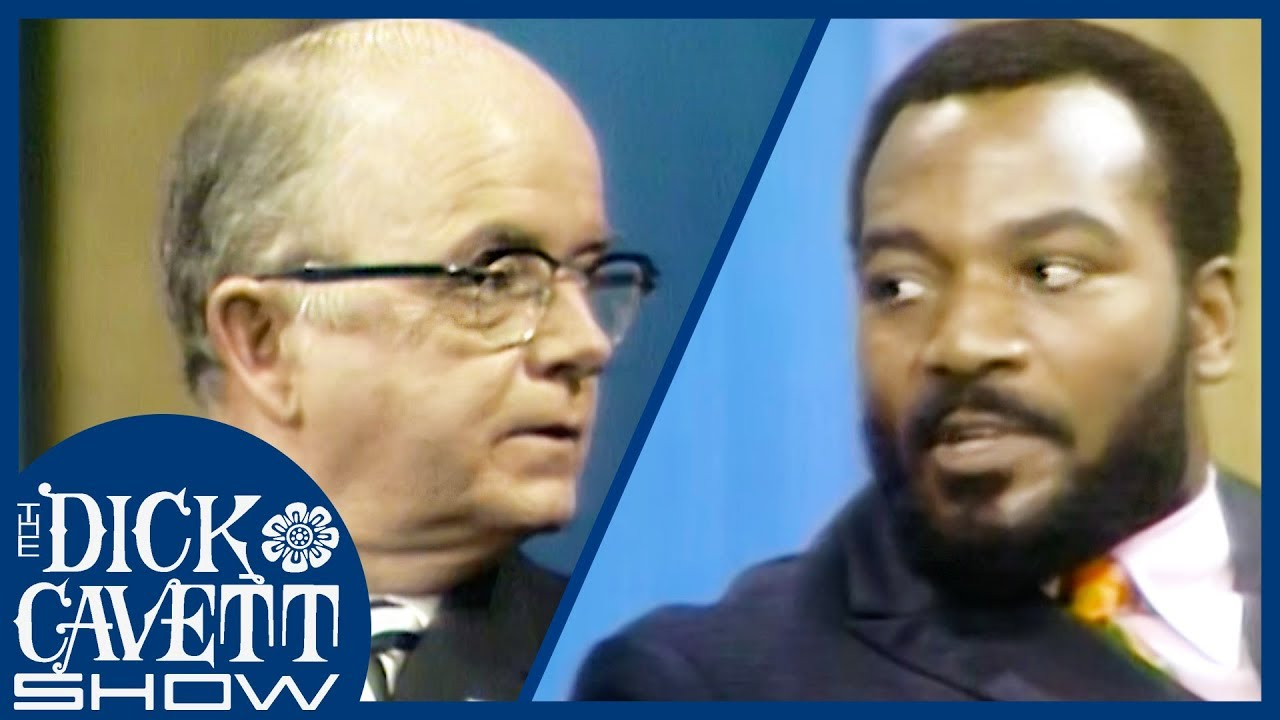 Gov. Lester Maddox and Jim Brown In Heated Debate on Segregation. The Dick Cavett Show 1970
