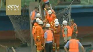 Yangtze tragedy: Hundreds still missing as rescue work intensifies