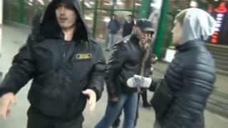 В Москве попытка общественников прервать хмельную вечеринку переросла в драку