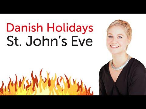 Danish Holidays - St. John's Eve - Sankt Hansaften