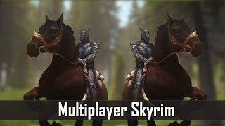 Skyrim Multiplayer is Getting Closer - Skyrim Together: Update on the Mod That's Making Skyrim Coop