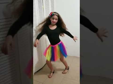 Anabelle Escuela Juan Cuevas Aboy Talent Show