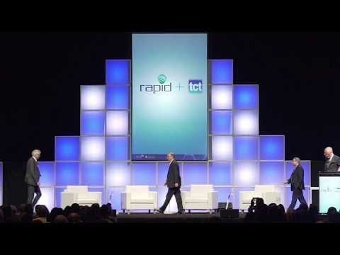 3D Systems' CEO Vyomesh Joshi (VJ) on RAPID + TCT 2017 Keynote Panel