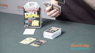 Monopoly Millionaire Deal from Hasbro