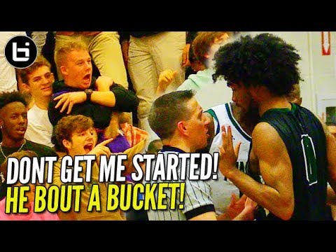 COBY NOT KOBE! UNC Commit Coby White DROPS 46 in Front of SOLD OUT Crowd!