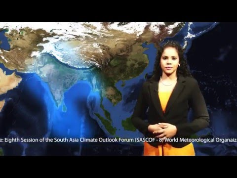 South Asian monsoon forecast - WMO News Summer 2016