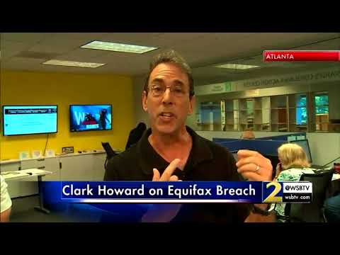 Clark Howard says follow THESE STEPS to deal with the Equifax breach